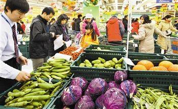 元旦安徽省居民生活必需品價格平穩