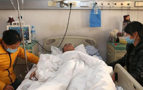 安徽(hui)開(kai)展首(shou)例跨血型腎移植患者(zhe)雙重濾過血漿置換治療