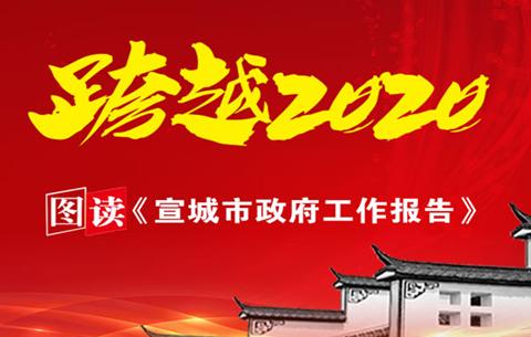 跨越(yue)2020 圖(tu)讀《宣城市政府工作報告》