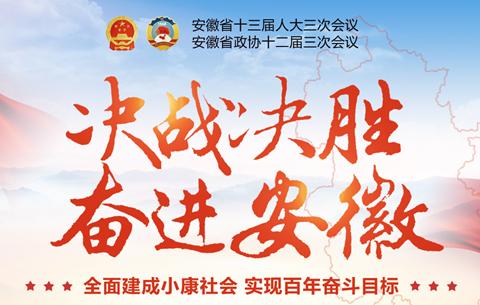 回放:安徽省政協十二屆三次會議開幕會
