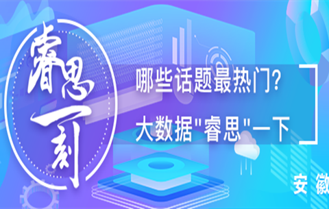 "睿(rui)思一刻·安bu)hui)(1月12日)︰安bu)hui)2019年""成績單""公布 網民最(zui)關心(xin)啥(sha)?"