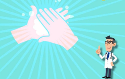 """""""勤洗手""""的正確姿勢,你學會了嗎?"""