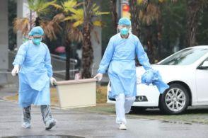 口罩 防護服 護目鏡 皖企捐贈緊缺醫療物資發往武漢