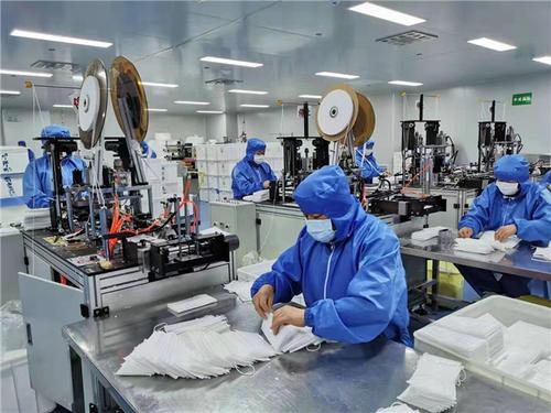 安徽(hui)省做好疫情(qing)防控重點物資生產企業用工服務