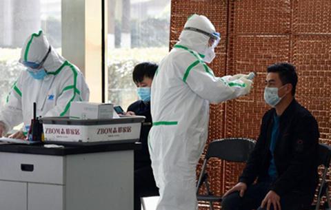 2月7日安徽省報告新(xin)型冠狀(zhuang)病毒感染(ran)的肺炎疫情情況(kuang)