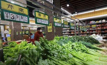 安徽省全力保障主副食品生産流通供應