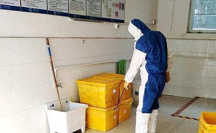 安徽進一步強化醫療廢物處置全過程規范管理