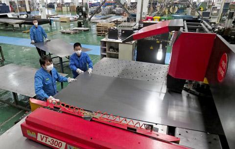 """宣城:825戶企業復工!疫情防控與恢復生産""""兩手抓"""""""