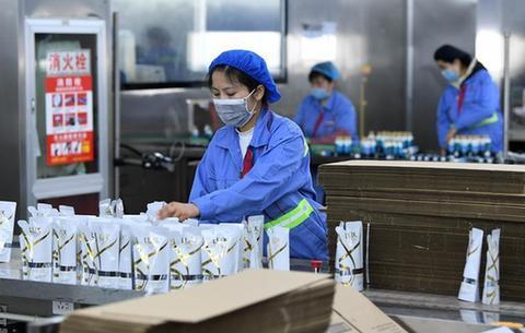 安徽:企業有序復産復工