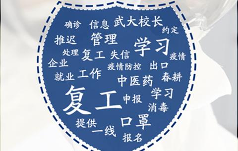 """睿思一刻•安徽(2月27日):願你未來""""常駐""""珞珈山!"""