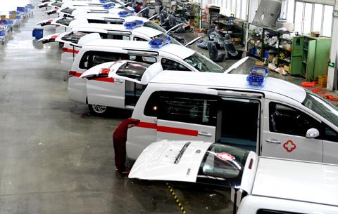 安徽規上工業企業復工17279家 復工率達往年同期水平