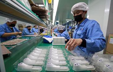 安徽規上工業企業復工率達98.1% 達到往年同期水平