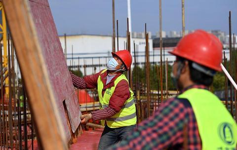 合肥:民生工程陸續復工