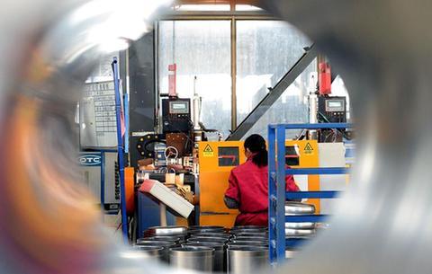 安徽肥東:規模以上工業企業復工超九成