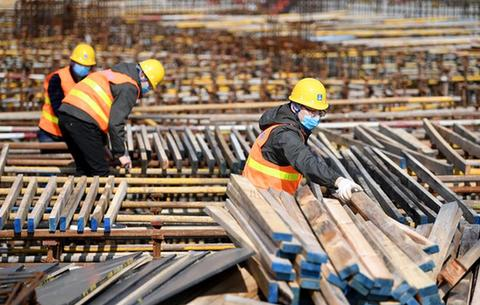安徽:重點工程復工忙