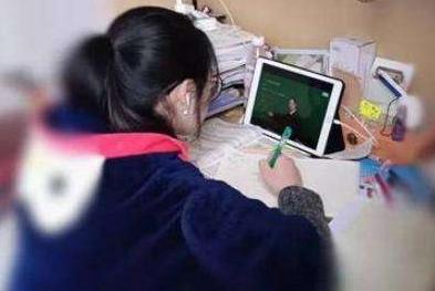 合(he)肥高一高二線(xian)上教(jiao)學課程有調整