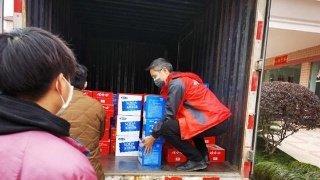 安徽省雙擁辦動員社會力量捐贈物資支援湖北一線抗疫