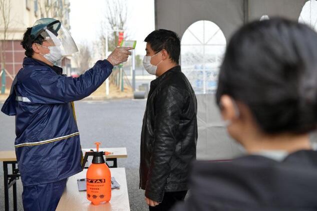 """安徽人防以""""四最""""營商環境助企復産"""