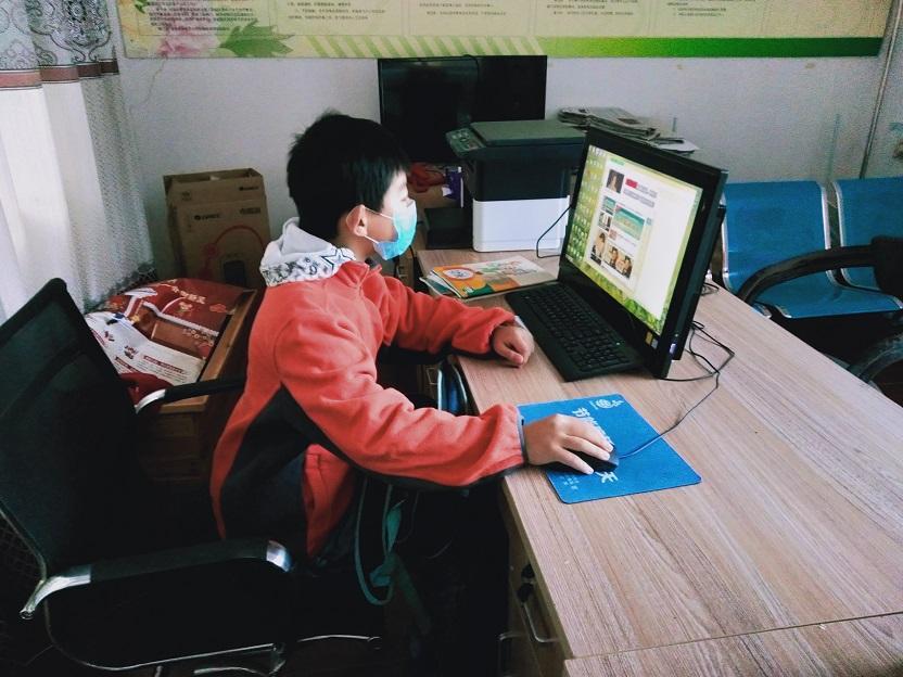 一個都(du)不能(neng)少——安徽1.7萬(wan)特殊學生(sheng)線(xian)上學習獲幫扶(fu)