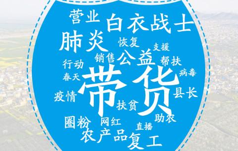 """睿思一刻•安徽(3月24日):縣長直播成""""網紅"""",接地氣,棒棒噠!"""