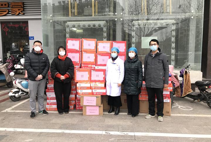 徽商銀行累計捐款1029.77萬元支持抗疫