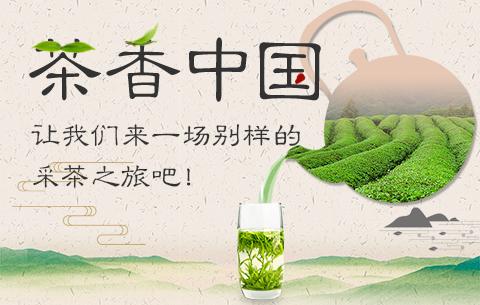 """茶香中國,讓(rang)我們qiang)匆懷""""鷓牟剎柚 冒ba)!"""