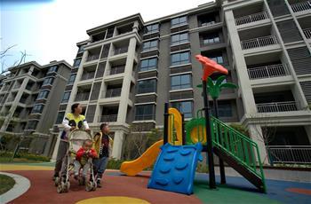合肥:生態修復工程拆遷戶選新房