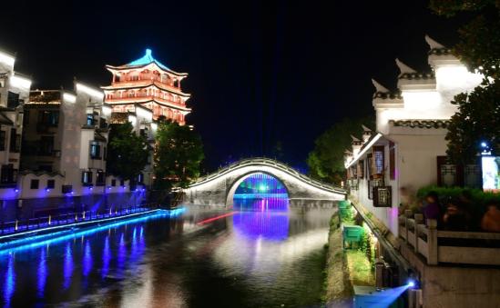三河古鎮(zhen)景區暫時(shi)關閉室(shi)內景點