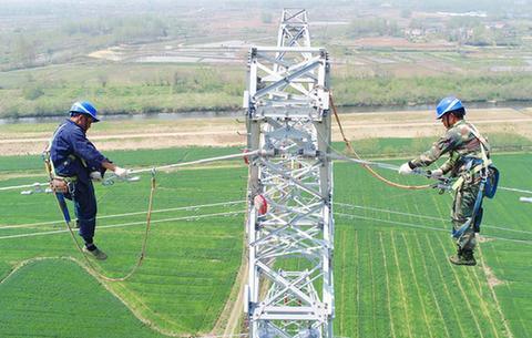 安徽:復工復産後首個220千伏輸變電工程竣工投産