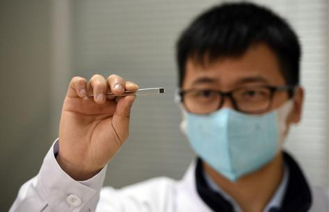 安徽企業成功研發50納米芯片並實現量産