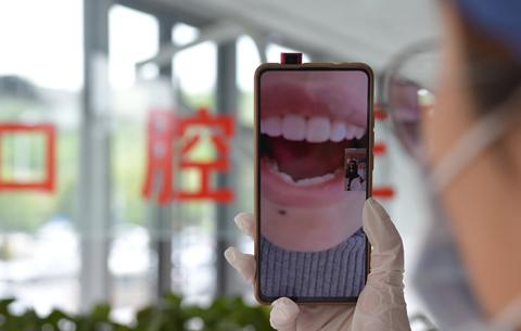 牙醫復工 安全先行