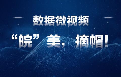 "數據(ju)微(wei)視頻︰""皖(wan)""美,摘帽!"