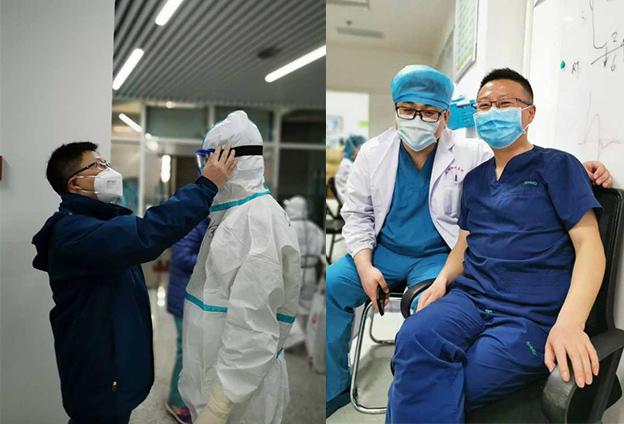生命重于泰山,開設重症醫學科是當務之急,沒有條件創造條件也要上。
