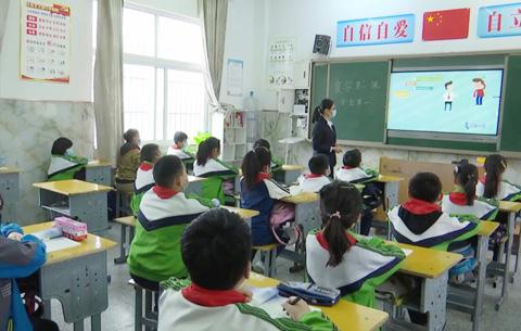 阜陽(yang)市中小(xiao)學生全面復學