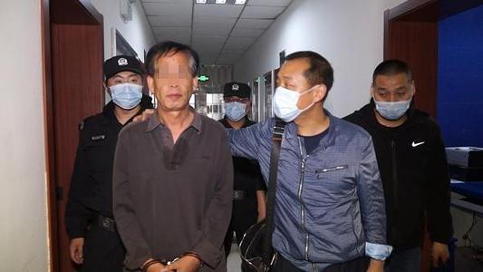 一潛逃25年的公安部A級逃犯在安徽省馬鞍山市落網