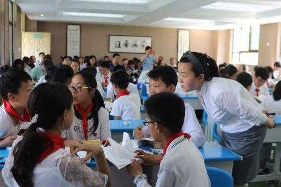 26所學校被評為第(di)六批合肥市素質教育(yu)示(shi)範學校