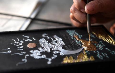 探秘徽墨傳統制作工藝