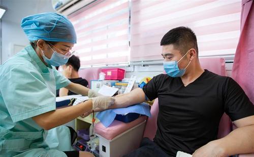 安徽:無償獻血者臨床用血費用直接減免