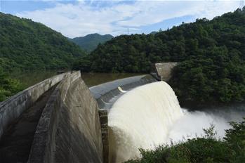 淮河流域部分水庫水位超汛限