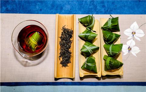 """圖片故事:一枚""""粽茶""""的創業之旅"""