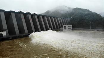 安徽266座水庫水位超汛限