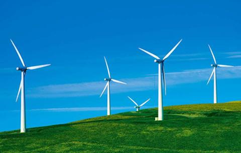 安徽省首個風電+儲能項目並網發電