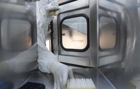 全省所有縣建成新冠病毒核酸檢測實驗室