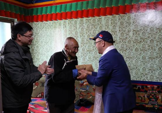 安徽省援藏工作隊赴世界海拔最高鄉開展主題黨日活動