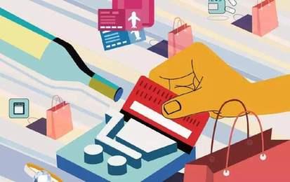 消費連續兩個月兩位數增長