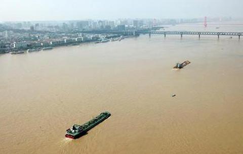 安徽省長江幹流持續上漲 沿江河湖將維持高水位