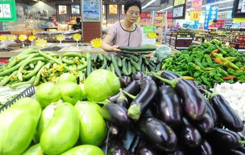 6月份安徽CPI同比上漲3.2%