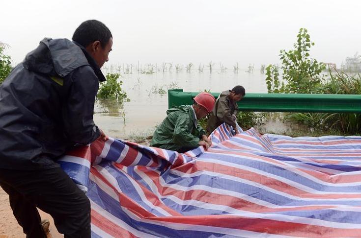 心安之處就是家——安徽東至縣長江大堤轉移安置點見聞