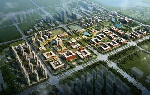 中科大高新園區附屬中小學幼兒園即將建設