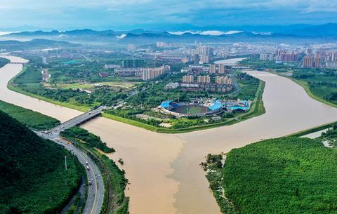 安徽26條河湖超警戒水位